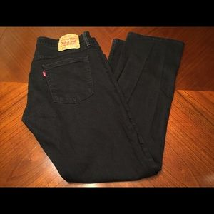 Levi's Other - 🔥 Levi's 514 men's 36/32 black jeans 🔥
