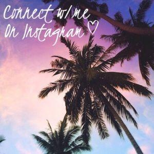 Other - 💕Instagram Me Pffs!💜