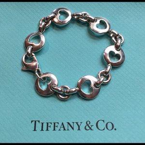 Tiffany & Co. Jewelry - Authentic vintage Tiffany & Co. Heart  bracelet ❤