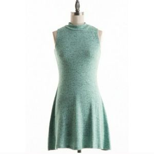 Fashionomics Dresses & Skirts - Dusty Mint Dress