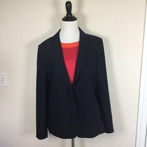 Ann Taylor Jackets & Blazers - Ann Taylor Professional Pinstripe Blazer NWT