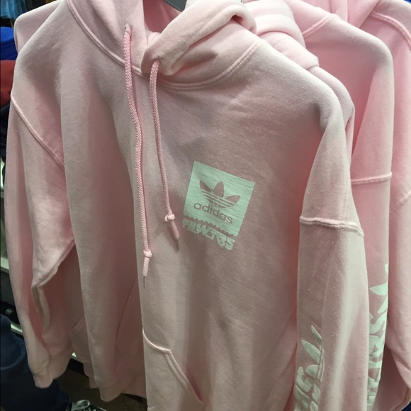adidas hoodie block
