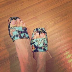 Ann Marino Shoes - Ann Marino slip on sandals