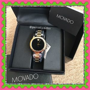 Movado Accessories - 🎉2XHOST PICK🎉Authentic Movado Watch