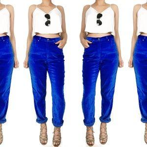 Versace Denim - Versus Versace blue pants