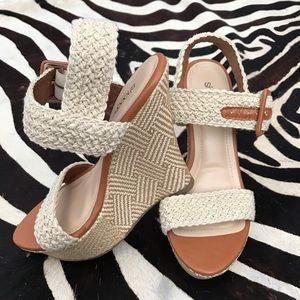 Shoedazzle Shoes - SHOEDAZZLE women's wedge heels