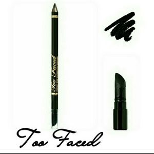 Too Faced Other - TOO FACED Perfect Eyes Waterproof Eyeliner NIB