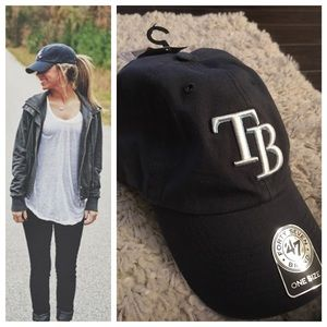 Accessories - Tampa Bay Rays Baseball Hat