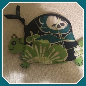 Thirty One Rare Turtle Coin Purse
