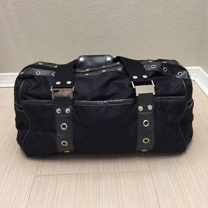 bebe Handbags - Bebe Sport Weekender Bag