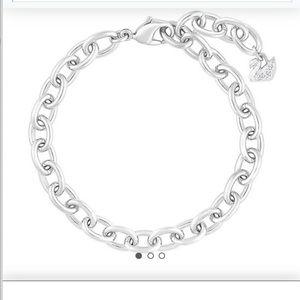 NWT Charm bracelet Swarovski