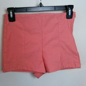 Charlotte Russe Pants - 💥 FINAL PRICE!💥 Charlotte Russe coral shorts