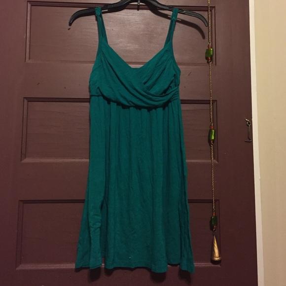 Forever 21 Dresses - Teal sundress