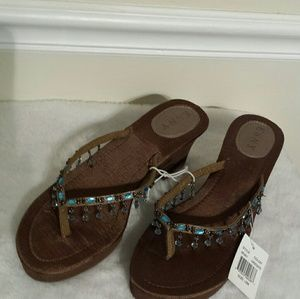 a199509cf ESNY Shoes - ESNY BRAND NEW SANDALS SIZE 10