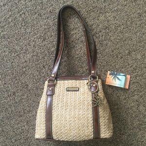 Rosetti Handbags - Mini Shoulder Handbag with Matching Wallet