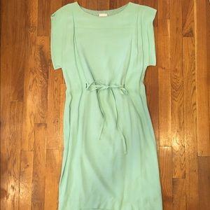 Reiss Dresses & Skirts - Reiss turquoise midi dress