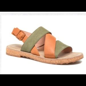 Camper Shoes - Camper pim pom sandals