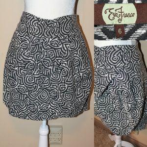 Eva Franco Dresses & Skirts - EVA FRANCO Geometric print Bubble Skirt
