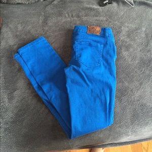 Paris Blues Pants - Paris Blues Blue Colored Jeans