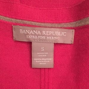 Banana Republic Sweaters - Banana republic merino wool sweater size small