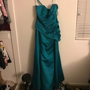 Princess Linens Dresses & Skirts - Turquoise dress