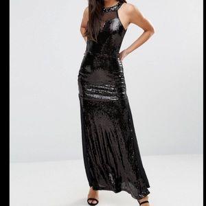 AX Paris Dresses & Skirts - AX Paris Sequin Maxi Dress