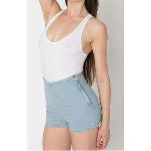 Other - 📣SOLD📣for trade-denim shorts, tee, etc bundle