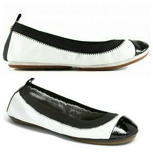 Yosi Samra Shoes - {Yosi Samra} Samara Foldable Ballet Flat