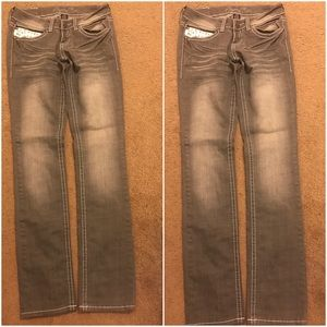 Request Jeans stone washed