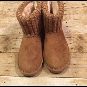 Lamo Shoes - Lamo brown boots