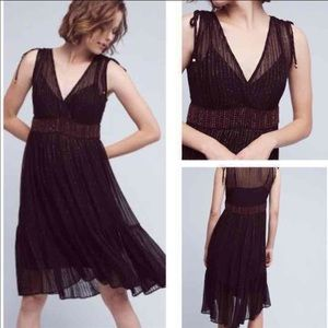 ❤️ Anthropologie Annecy dress, Size 2 ONLY ❤️