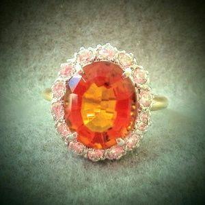 Tiffany & Co. Jewelry - 💜BRING OFFERS💜  TIFFANY&C MADIERA CITRINE RING