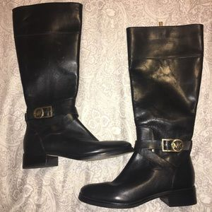 Michael Kors authentic leather boots