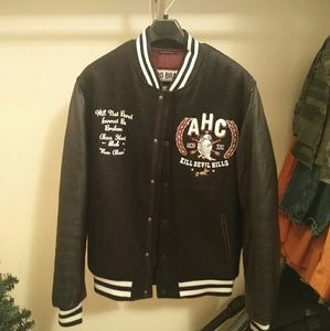 Akoo Other - Akoo Varsity Jacket