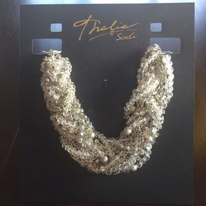 thalia sodi Jewelry - New with tags unique THALIA SODI NECKLACE