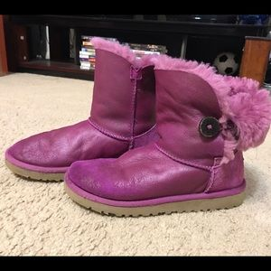 UGG Other - UGG Purple Kids Boots