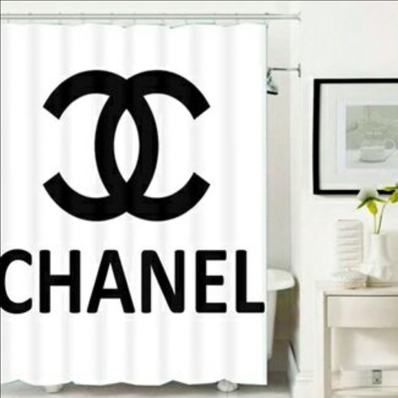 Chanel Shower Curtain M 58a3f5218f0fc4a82e017cfe