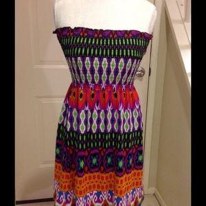 Venus Dresses & Skirts - Colorful Smocked Sundress