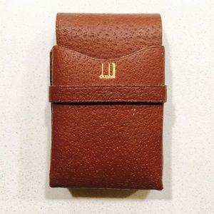 Dunhill Other - Vintage Dunhill Cigarette Case