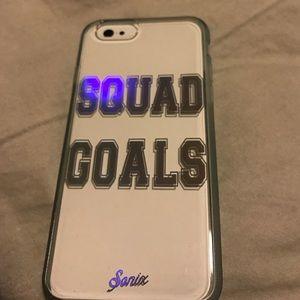 Sonix Squad Goals iPhone 6/6s case