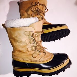 Sorel Other - Sorel caribou water proof boots