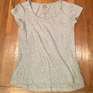 Urban Outfitters Tops - Basic Gray Cotton Tee XS