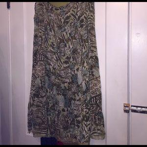 Dresses & Skirts - ****Final Mark down***Olive green skirt Sz 14