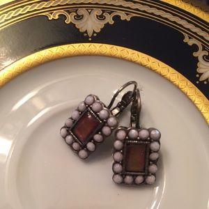 Vintage Jewelry - Vintage Pierced Earrings
