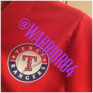 Other - Girls' Texas Rangers Top