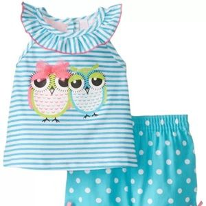 Kids Headquarters Other - Kids Headquarters Short Set Size 3-6 Month