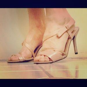 Nina Shoes - Nina New York Pale Pink Heels