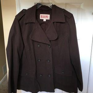 Mossimo Supply Co Jackets & Blazers - Jacket