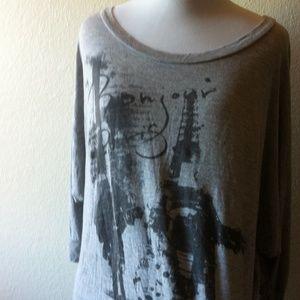 Olivia Moon Tops - Olivia Moon Paris T-Shirt