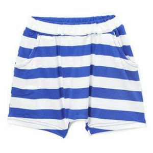 Other - Blue strips Harem pants Shorts.  Kids